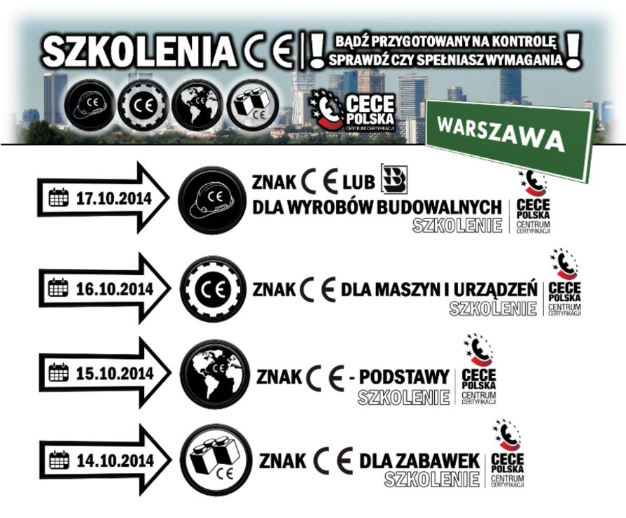 wdrożenie znaku CE
