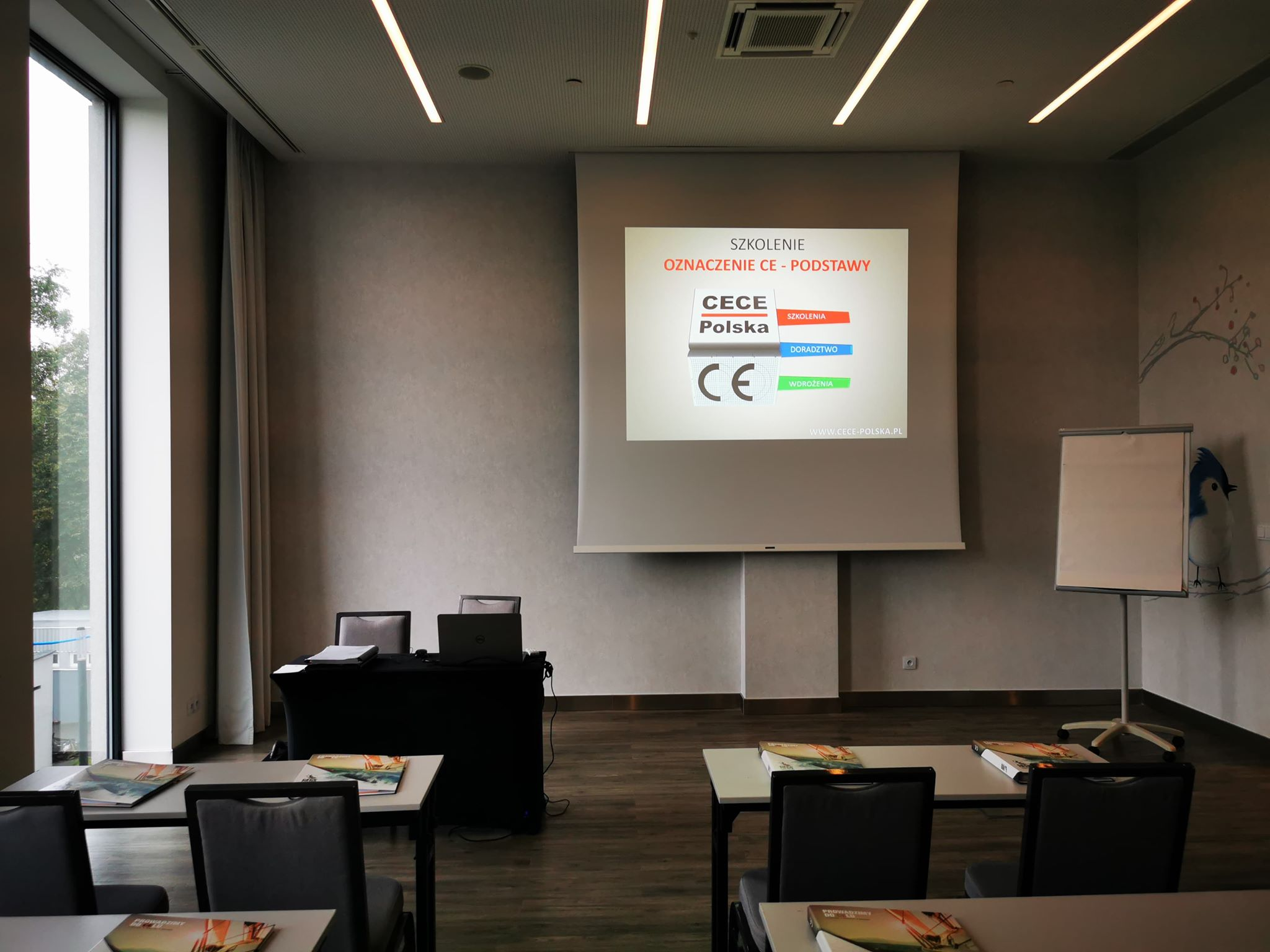 Szkolenia znak CE - 2019